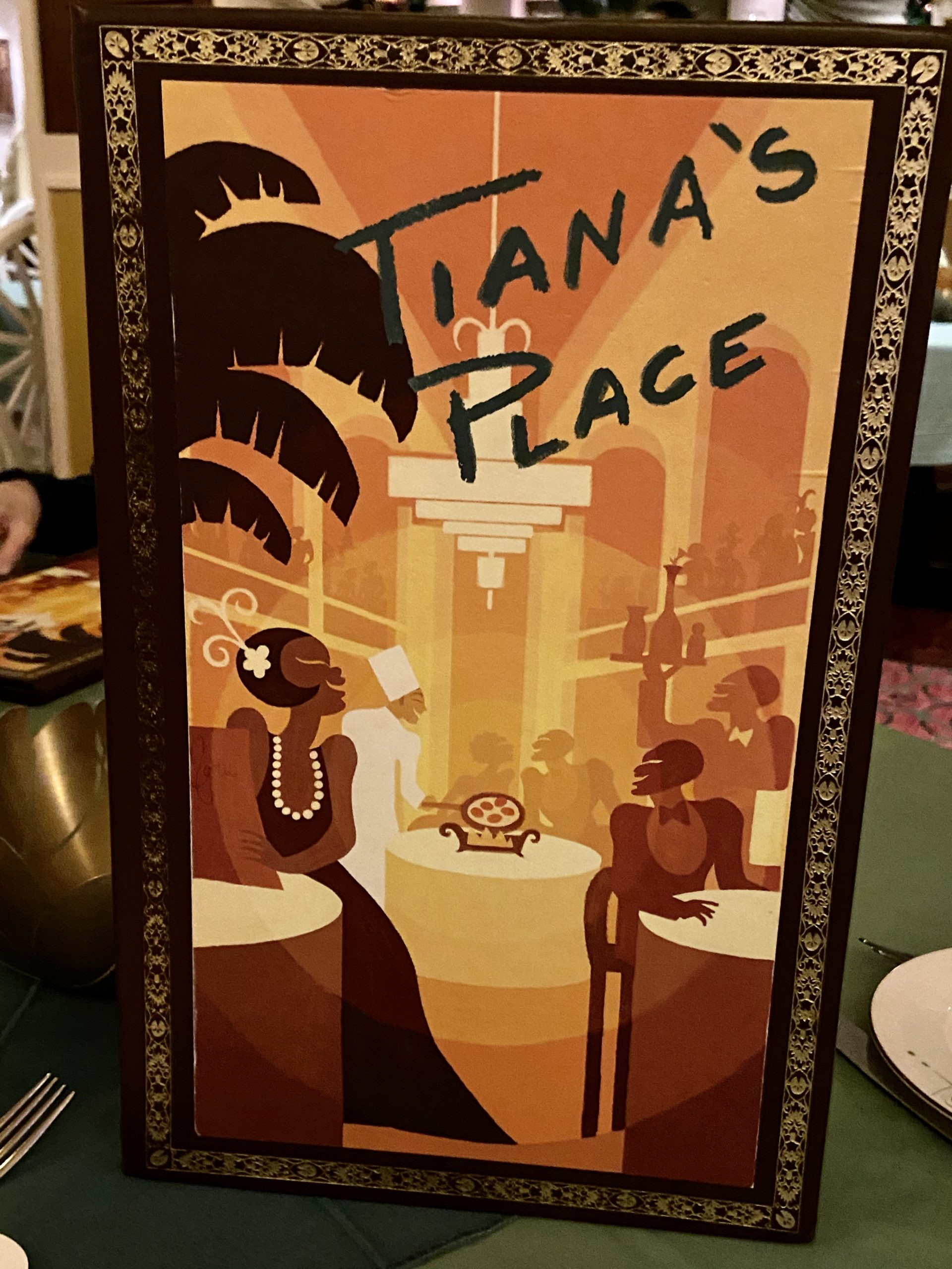 princess and the frog tianas place